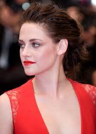 Kristen Stewart edgy jacket