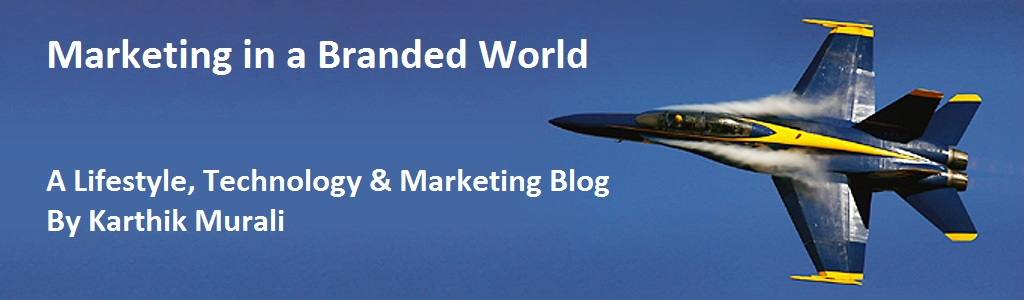 Marketing in a Branded World - Lifestyle, IT & Technology Blog by a Data Scientist