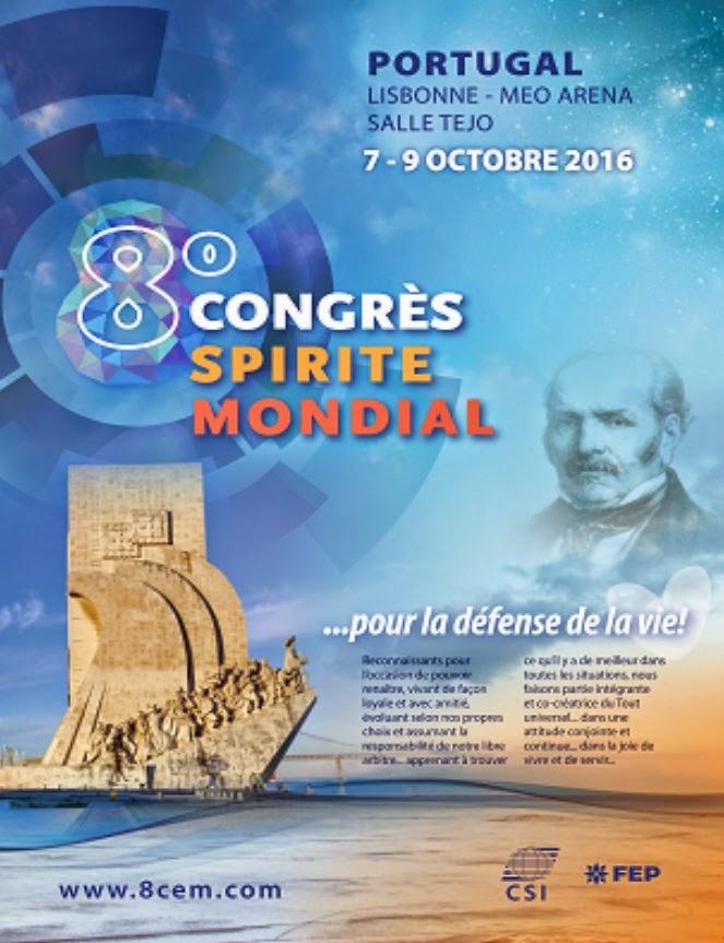 Congrès spirite mondial de Lisbonne 2016