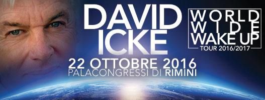 David Icke a rimini
