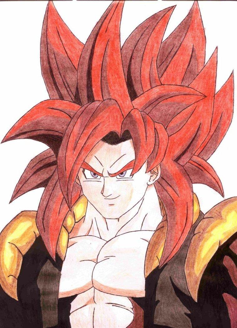Angga Setyawan Gambar Goku