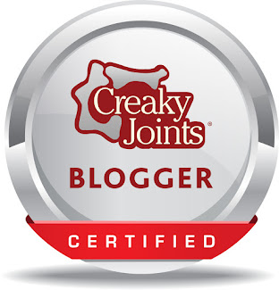 Come read my blog at Creaky Joints