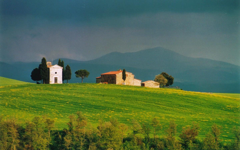 фото тосканы италия