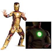 ¡Sé Iron Man!, nuevos disfraces de Iron Man 3 (iron man disfraz)