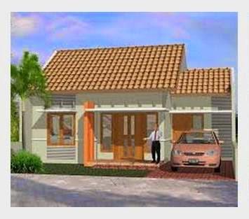 Contoh Desain Rumah Minimalis Sederhana 5