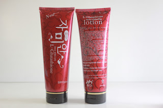 Red Pomegranate Whitening Lotion