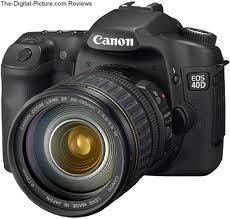 Daftar Harga Kamera Digital SLR Terbaru Juni / Juli 2012