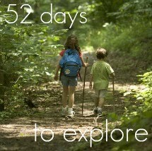 52 DAYS TO EXPLORE
