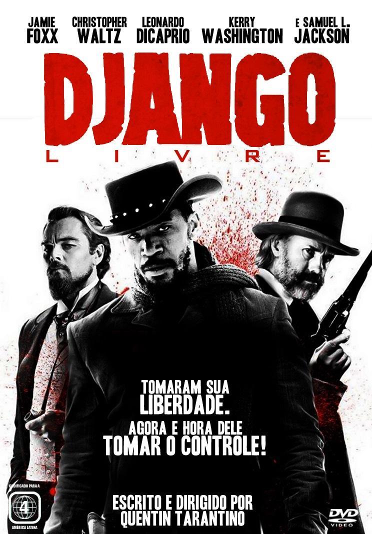 Django Livre Dublado 2013