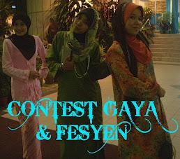 CONTEST GAYA & FESYEN