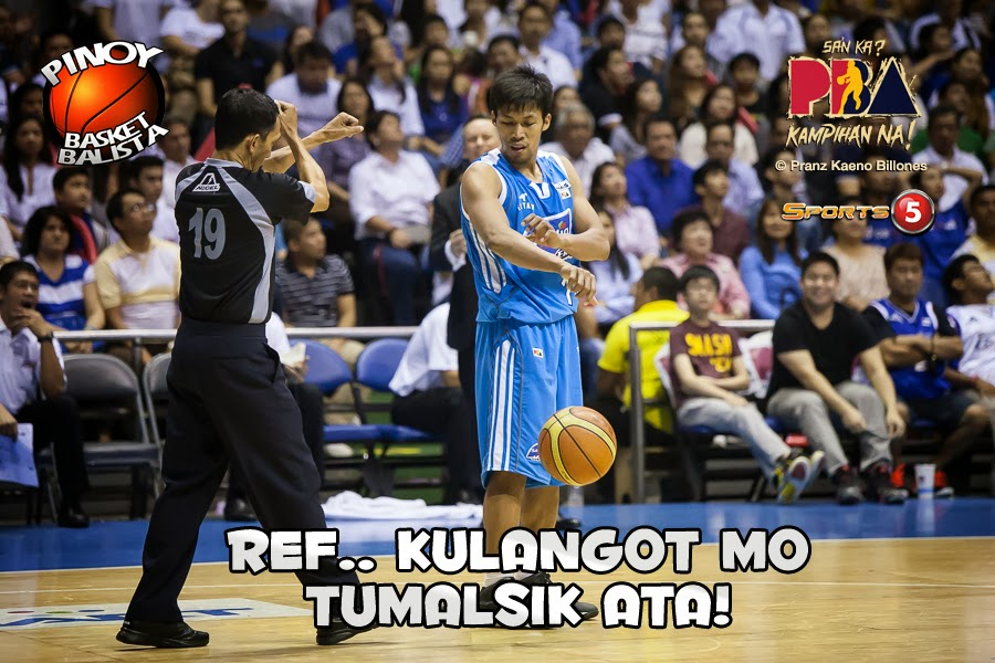 Funny Meme : Game 7 - San Mig Coffee vs Petron Blaze 2013 Finals | Pinoy BasketBalista