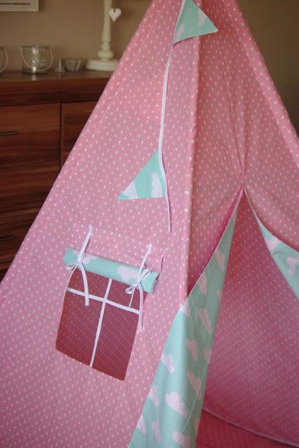 namiot dla dzieci, tipi wigwam, tipi dla dziecka, namiot tipi