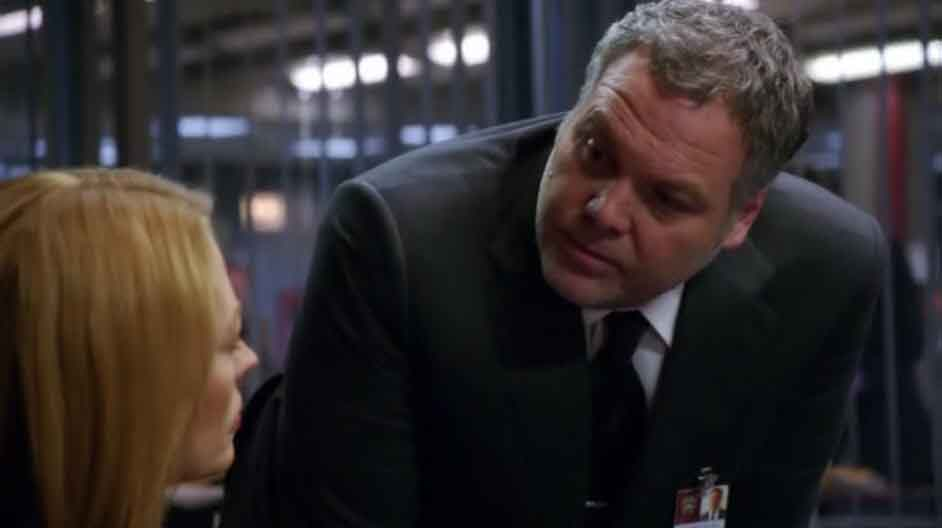 "law and order criminal intent vincent. Law amp; Order CI ""Boots on"