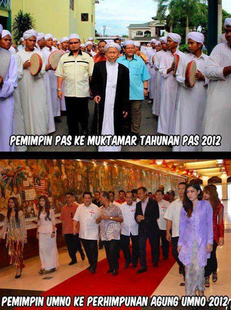 Perhimpunan Agung Umno 'Doa apa pun, kita tak takut'