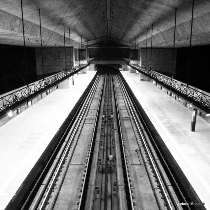 São Paulo por Mariana Massoni