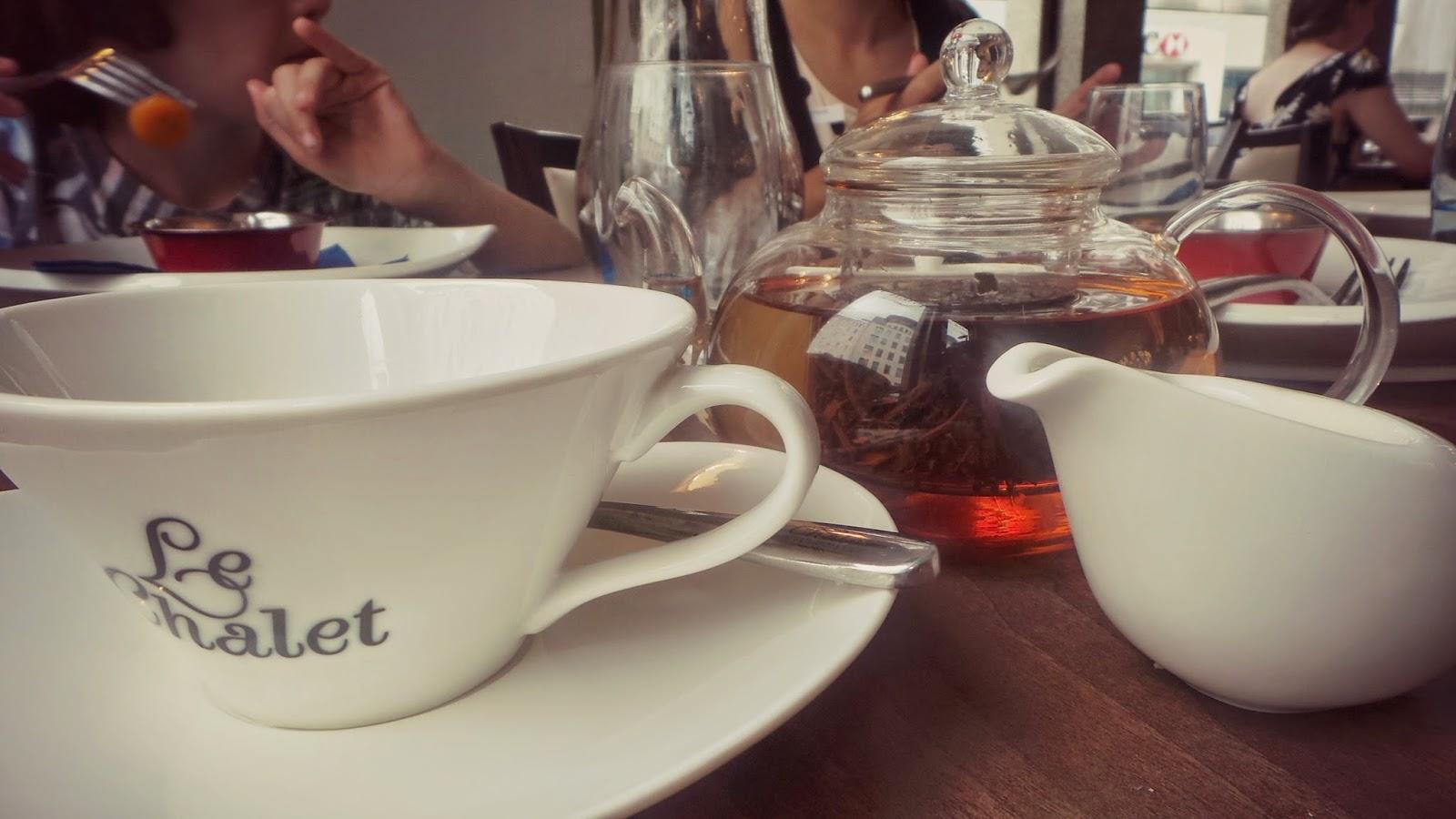 great tea menu leeds