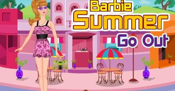 Permainan Fashion Barbie