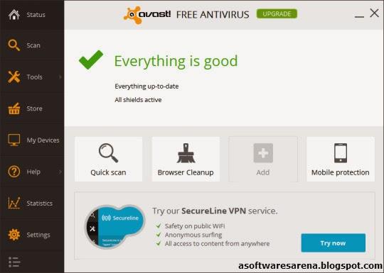 Avast Free Antivirus Download 2014
