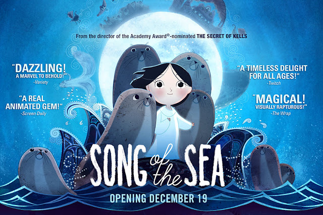 Frases de la película Song of the Sea