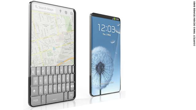هواتف المستقبلهواتف المستقبل
