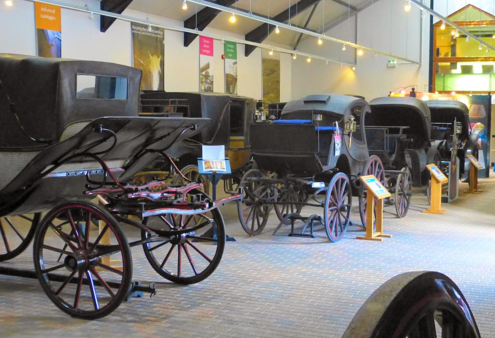 The National Trust Carriage Museum, Arlington Court