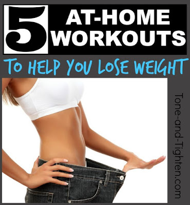Best At-Home Workouts To Lose Weight