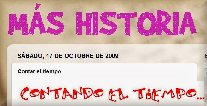 http://mas-historia.blogspot.com.es/2009/10/contar-el-tiempo.html