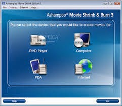 Ashampoo Movie Shrink & Burn With Serial full version