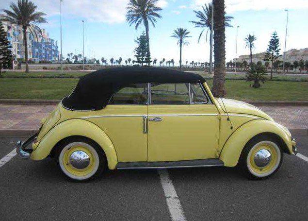 vw k fer classic cabrio for sale buy classic volks. Black Bedroom Furniture Sets. Home Design Ideas
