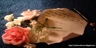 Lettre d'amour - sms d'amour