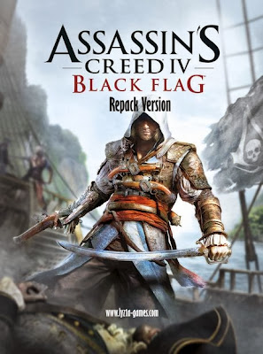 AC4: Black Flag (Repack) PC Cover
