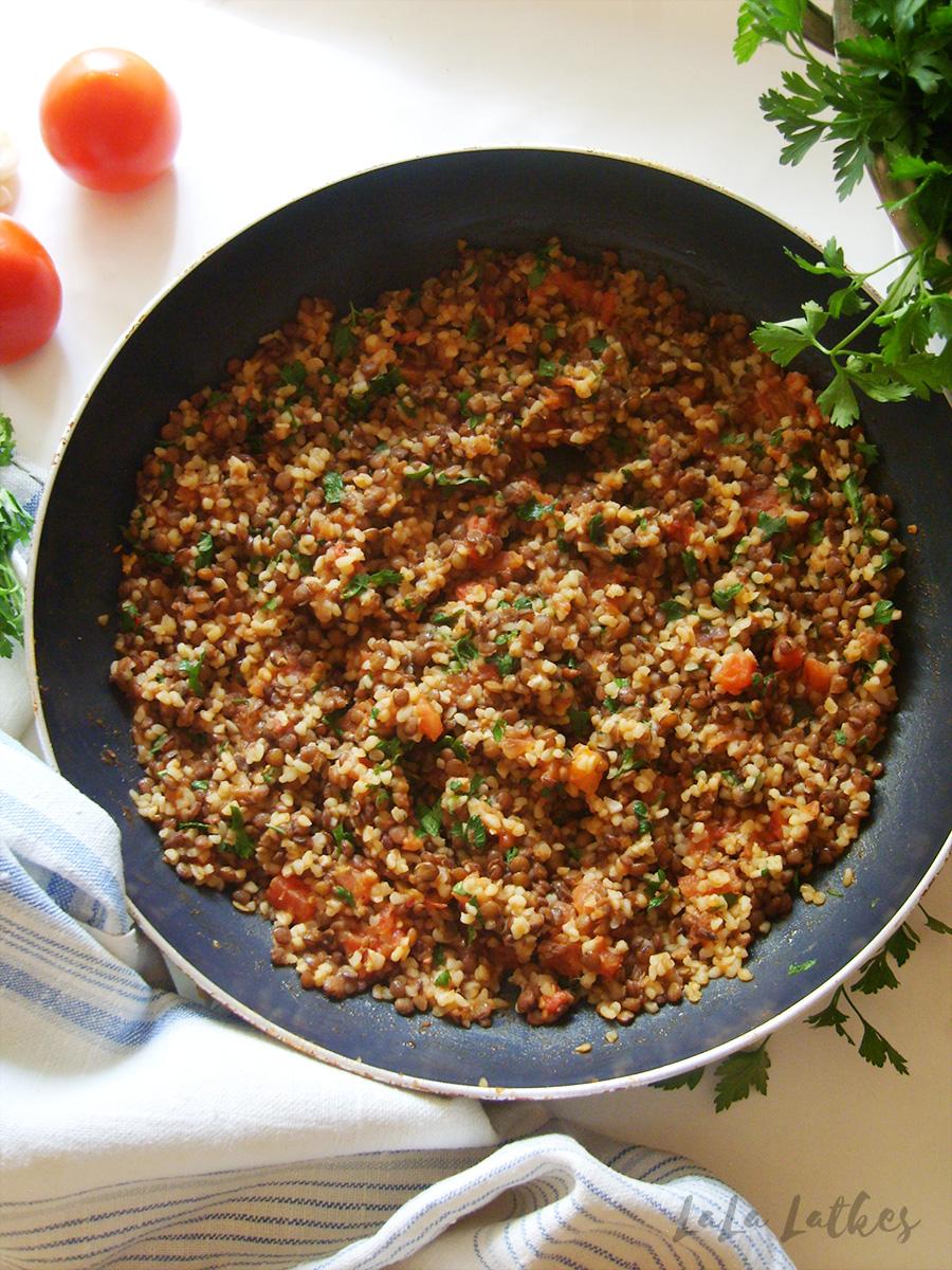 Блюда из чечевицы рецепты пошагово в