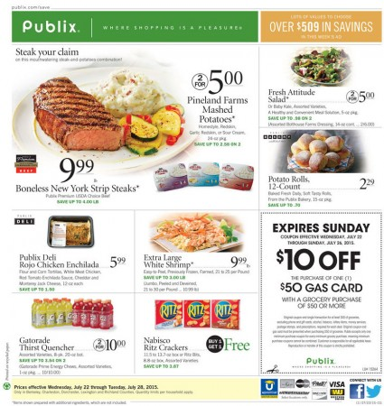 Amy 39 S Daily Dose Publix Coupon Deals Week Of 7 23