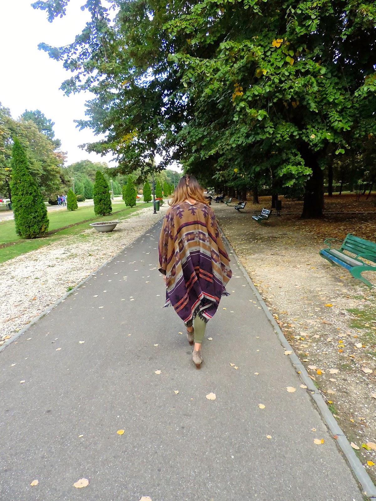 Pimkie autumn poncho