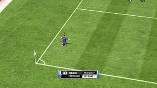 Selebrasi Gol FIFA 2013