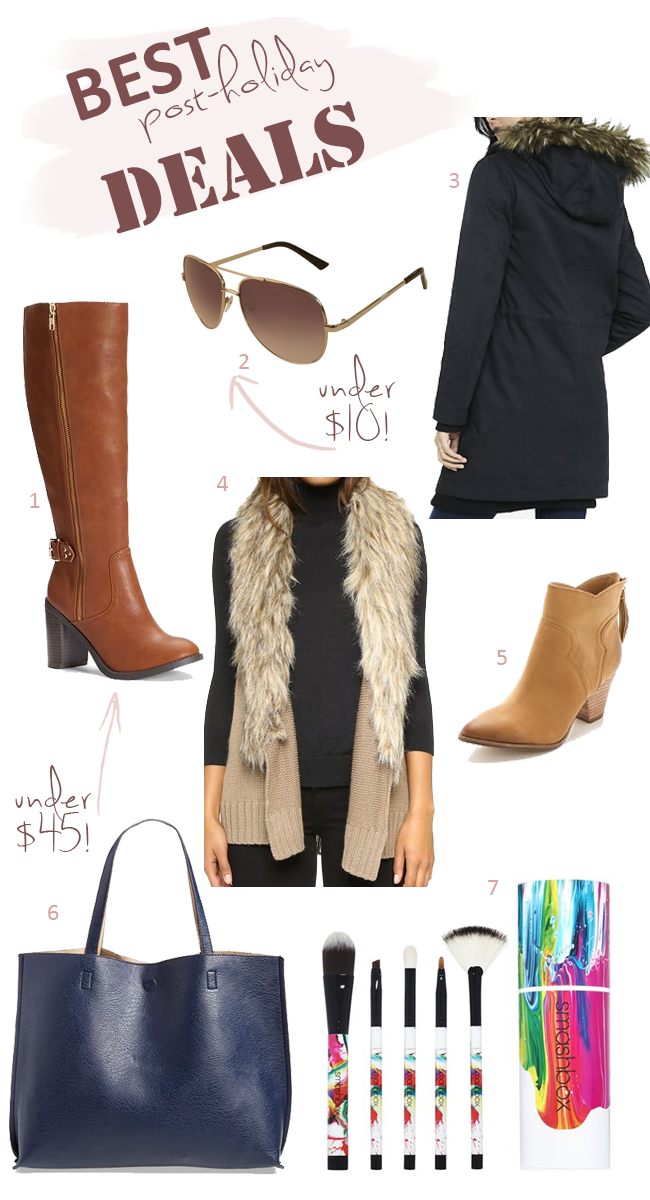 Shopbop Sale, Slendid Boots, BB Dakota Fur Sweater