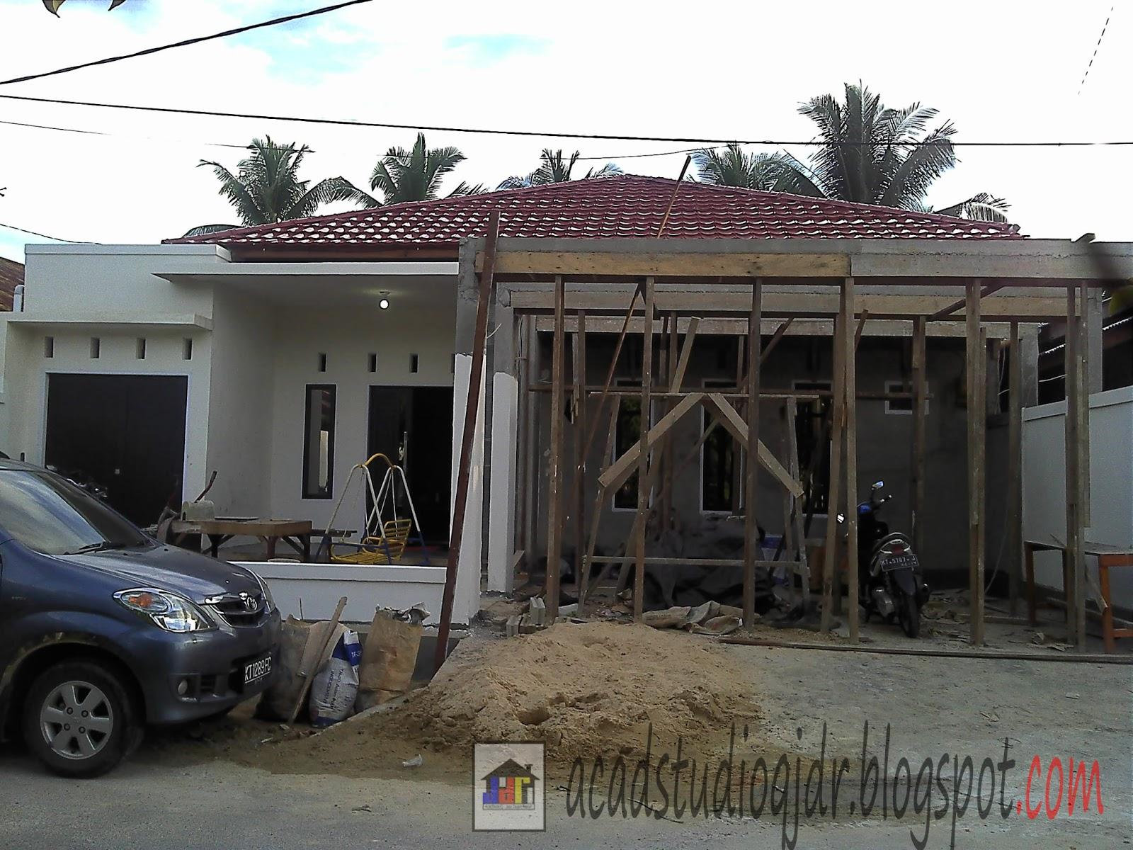 Jasa Desain Rumah - Renovasi Rumah Bpk. Muhammad Ramli