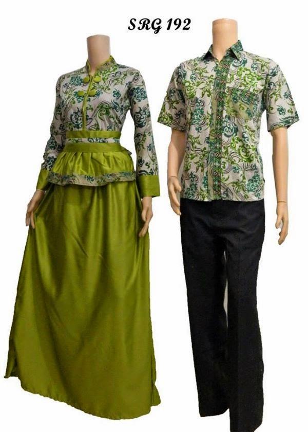 ModelBaju24 Model Baju Batik Wanita 2016