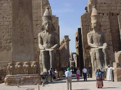 Egipto turismo luxor