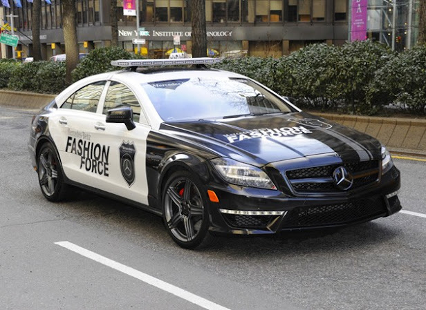 Mercedes CLS Fashion Force