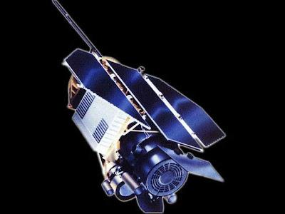 telescopio Rosat caera a Tierra en Octubre