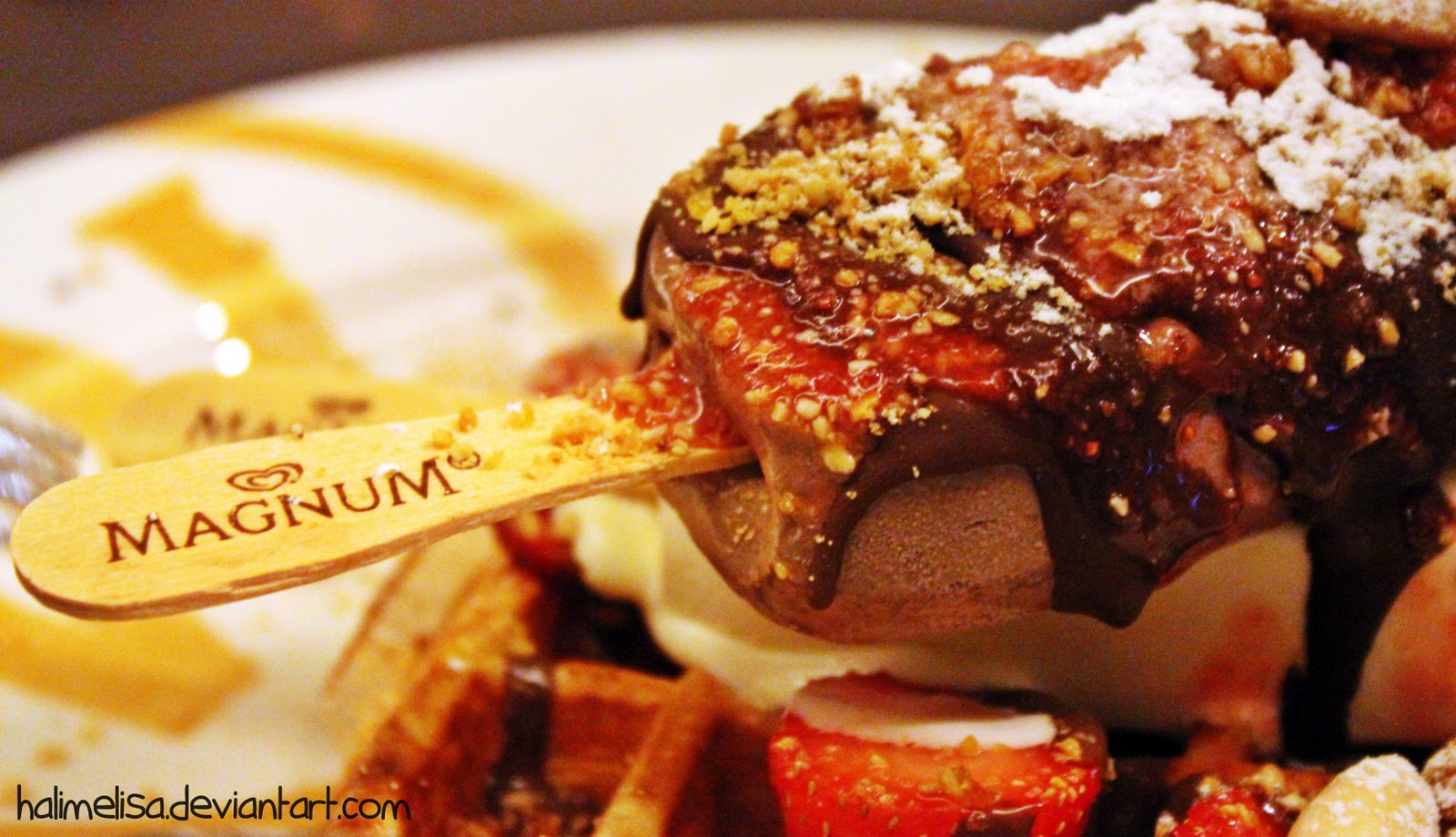 magnum ice cream wallpapers new best wallpapers 2016