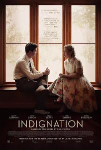 Indignation Poster