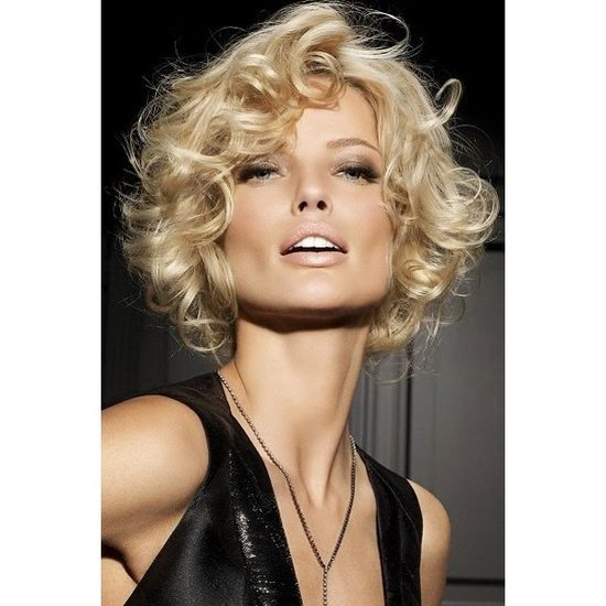 Kapsels Lang Haar Blond
