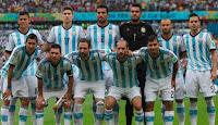 Skuad Argentina di Copa amerika 2015