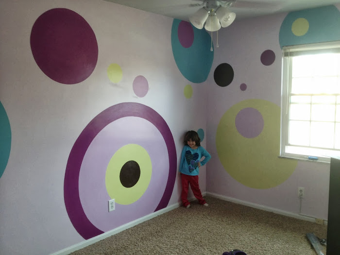 Mia and Zoe's room