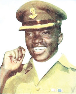 Major Patrick Chukwuma Nzeogwu