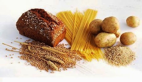 Help yourself to whole-grain bread, pasta, rice and other grains.