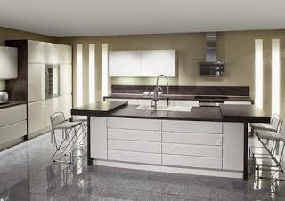 Kitchen Set Minimalis Modern Part 27