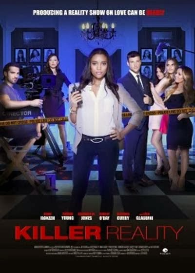 Filme Poster Reality Show Assassino DVDRip XviD & RMVB Dublado